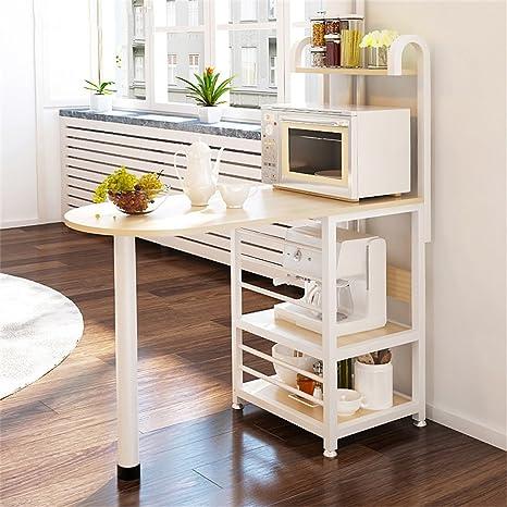 Mobili da cucina Creativa cucina scaffalature microonde mensola ...
