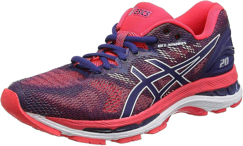 Asics Gel-Nimbus 20, Zapatillas de Running para Mujer: Asics ...