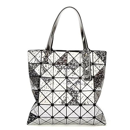 minyun Women Handbag Water Drop Geometry Rhombic Bag Casual Fashion  Personality Shoulder Bag 478c8df4e9736