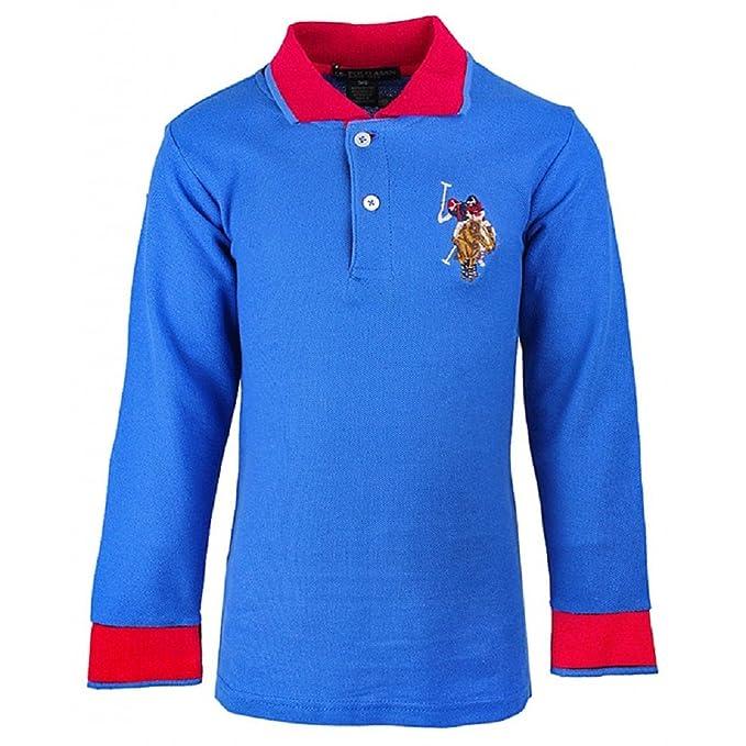 U.S.POLO ASSN. US Polo Assn - Camiseta de Manga Corta - Túnica ...