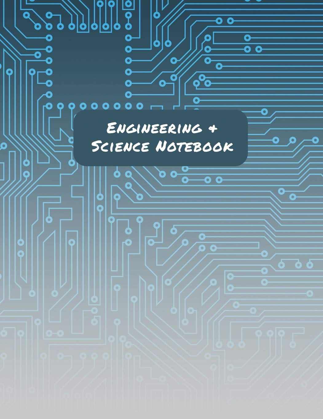Engineering + Science Notebook: Graph Paper Quad Ruled Math ...