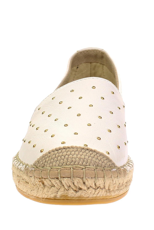 Vidoretta 00810 - - Damen Schuhe Espadrilles Freizeitschuhe - - Blanco - 7a8b9e