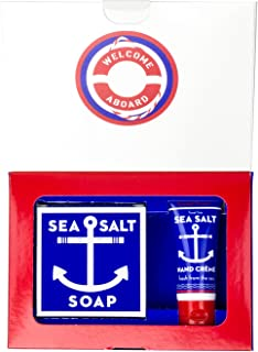 product image for Swedish Dream Gift Set - Sea Salt Bath Soap & Shea Butter Hand Cream