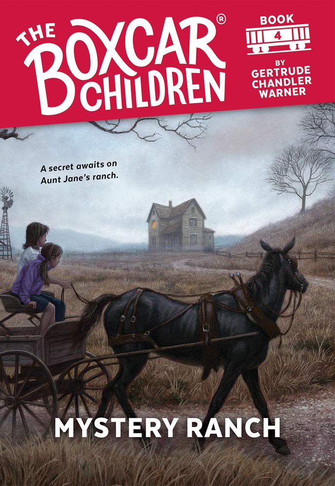 Mystery Ranch (The Boxcar Children Mysteries) ebook
