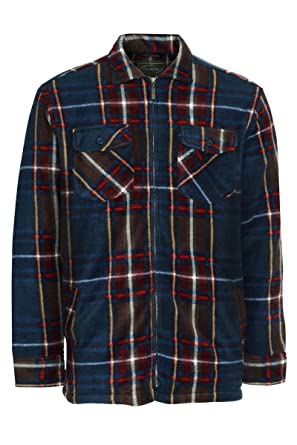 21dce7c1 Champion Mens Harris Country Estate Fleece Lined Coat Olive: Amazon.co.uk:  Clothing