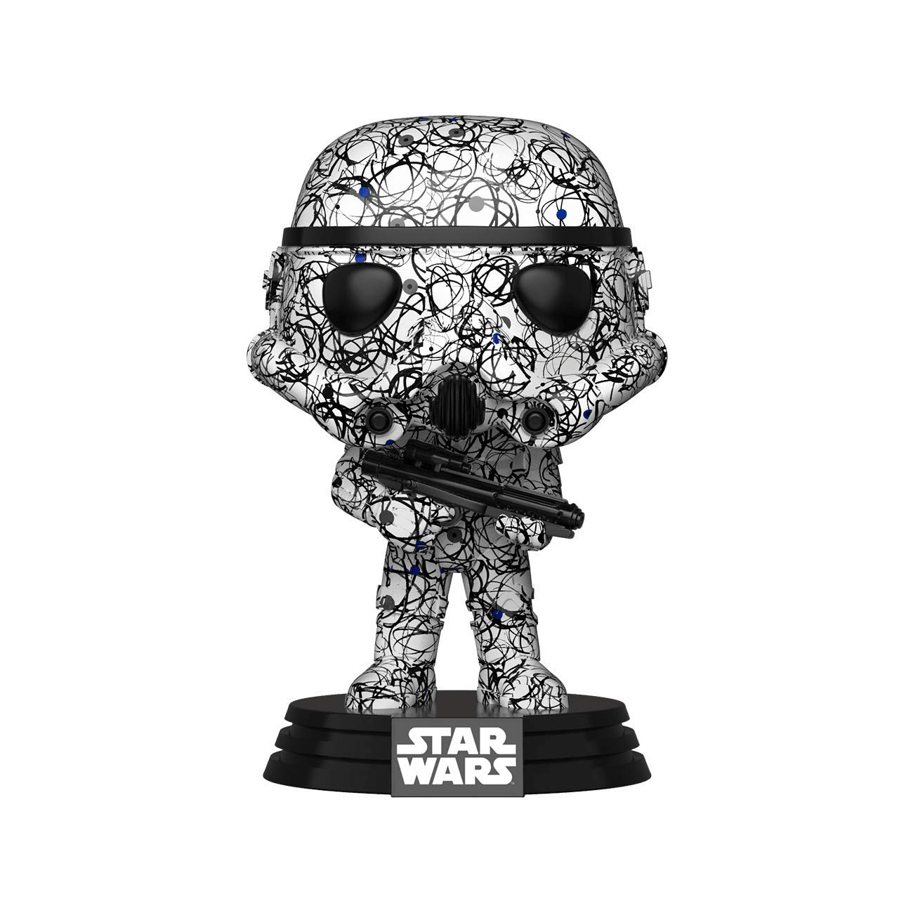 POP 2020 Exclusive Star Wars #296 Futura Stormtrooper