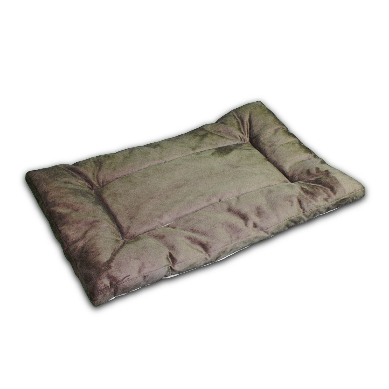 Snoozer Luxury Pet Crate Pad, Size 10, Dark Chocolate