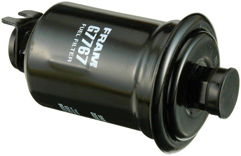 Fram G7767 In Line Fuel Filter Automotive 99 F450 Housing