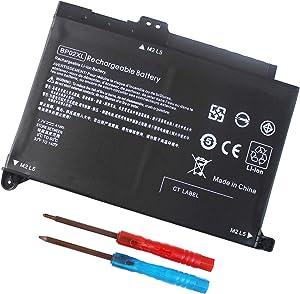 BP02XL 849909-850 Battery for HP Pavilion 15-AU000 15-AW000 15T-AW000 Series 15-AU063CL 15-AU091NR 15-AU010WM 15- AU123CL 15-AW068NR 849569-421 849909-855 849569-542 - 12 Months Warranty