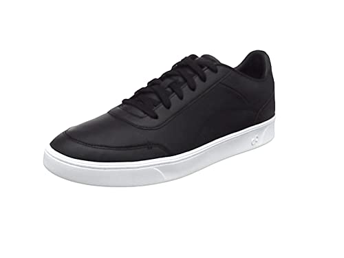 CARE OF by PUMA Men's Leather Low Top Trainers