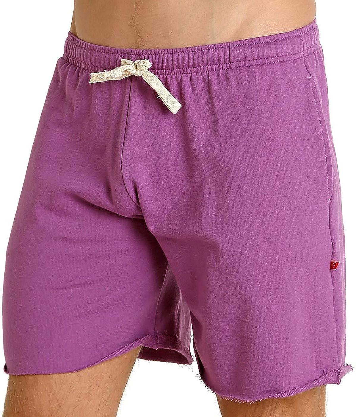 Go Softwear West Coast Vibe Warm-Up Short Plum