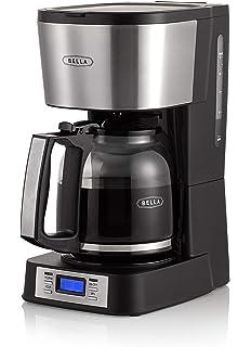 Producto de Bella 12 tazas cafetera – acero inoxidable ...