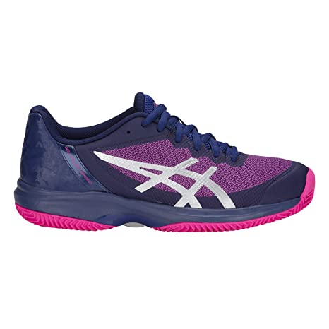 Asics Femmes Gel Court Speed Clay Chaussures De Tennis
