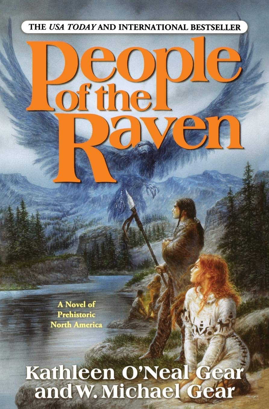 Read People Of The Raven North Americas Forgotten Past 12 By W Michael Gear