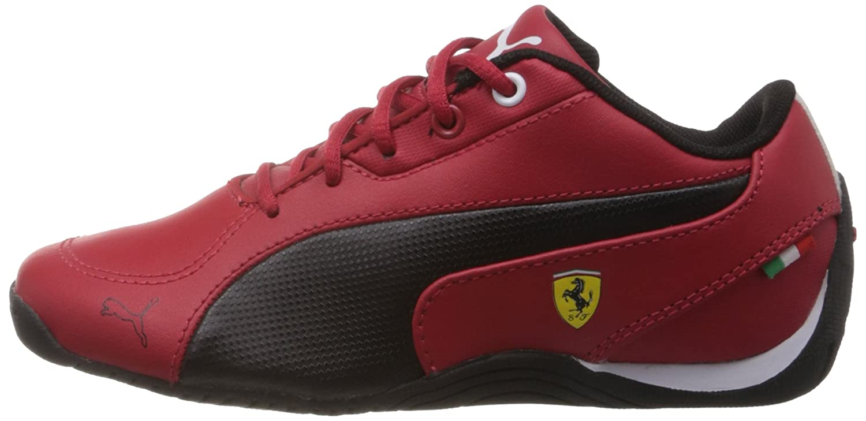 ee17f4cec65ff Puma Enfants Drift Cat 5 Ferrari Rouge Sangle Formateurs-Red-33  Amazon.fr   Chaussures et Sacs