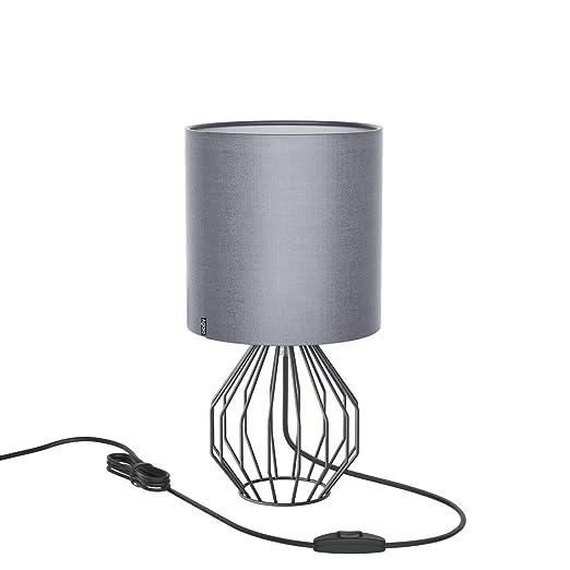 Lámpara de mesa lámpara de escritorio, mesilla toque minimalista ...