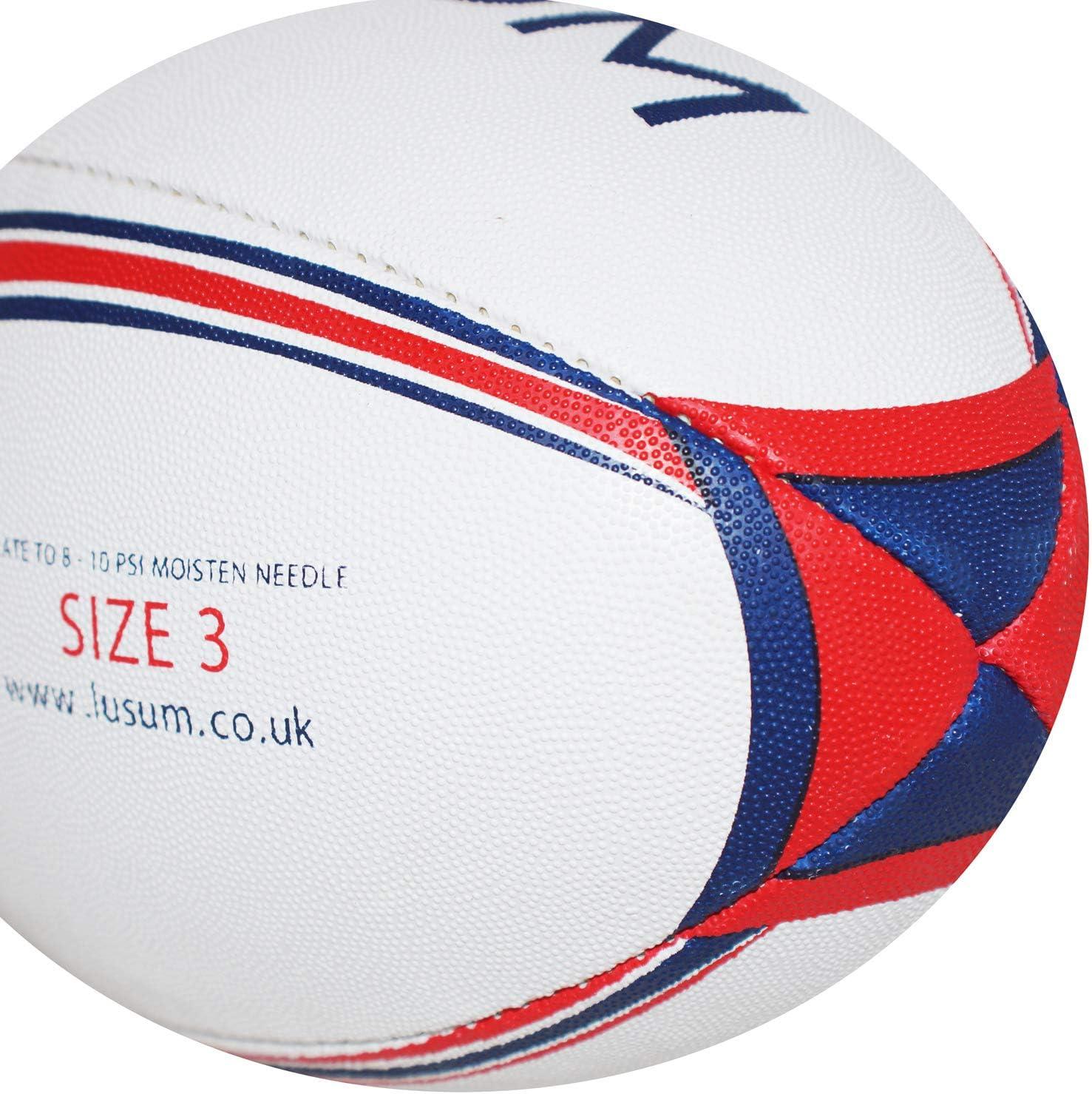 Lusum Munifex Training Rugby Ball