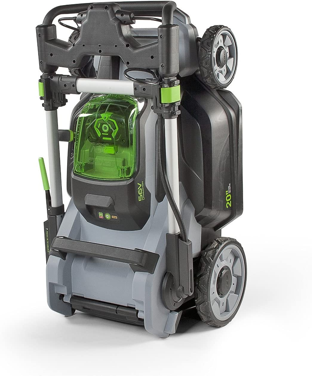 EGO Power+ LM2000-S Cordless Walk Behind Lawn Mower