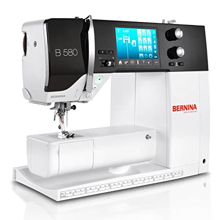 maquina coser y bordar Bernina 580 con modulo de bordado: Amazon.es: Hogar