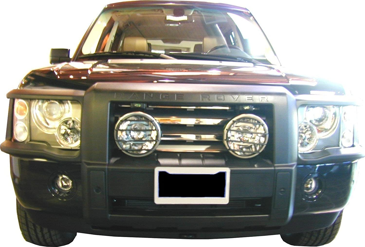 URO Parts GRILL-RR Stainless Steel Grille Strip