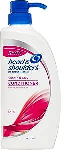 Head & Shoulders Smooth & Silky Anti-Dandruff Conditioner 620ml