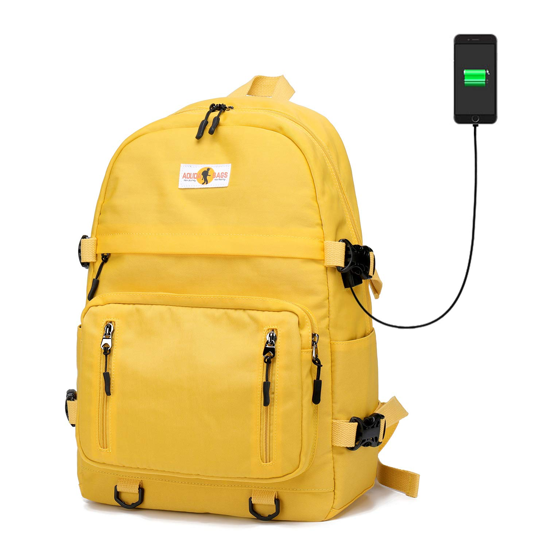 SEEU Student Backpack, Unisex Laptop College School Backpack Travel bag Daypack