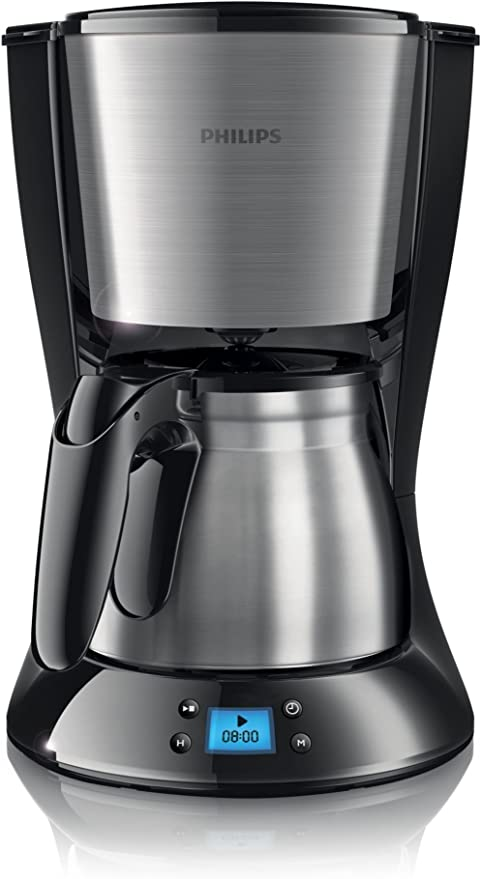 Philips Daily Collection HD7470/20 - Cafetera (Independiente ...