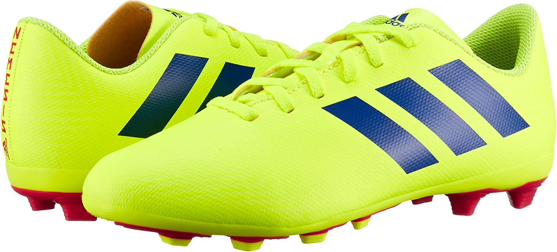 adidas Nemeziz 18.4 FxG J, Chaussures de Football Mixte Enfant