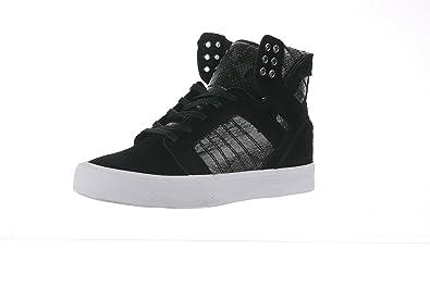 82c61c7afc Supra Damen Sneakers Skytop Wedge Black-White SW08000, Groesse Eur ...