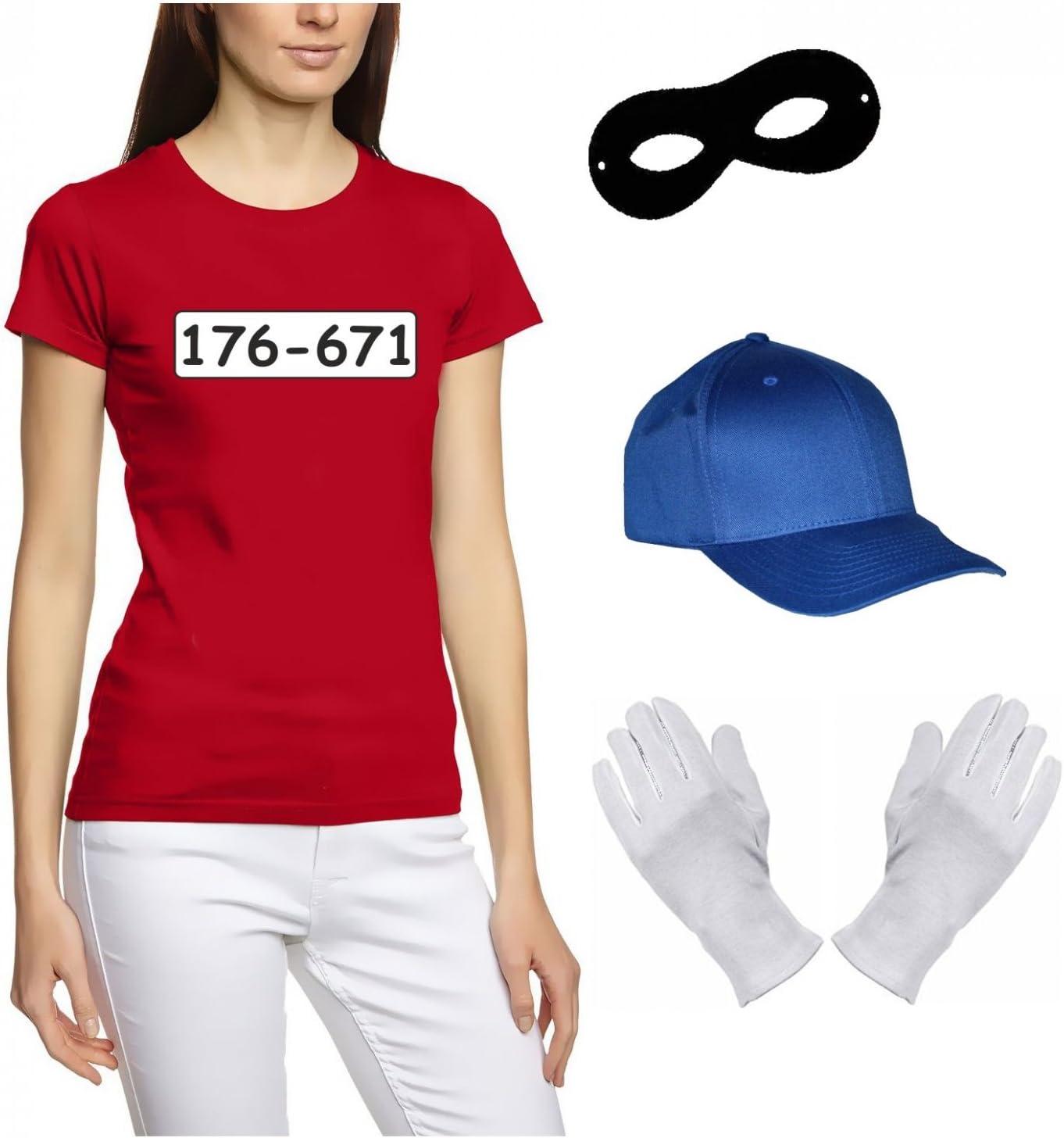 Coole-Fun-T-Shirts - Conjunto de disfraz de grupo de gánsters para ...