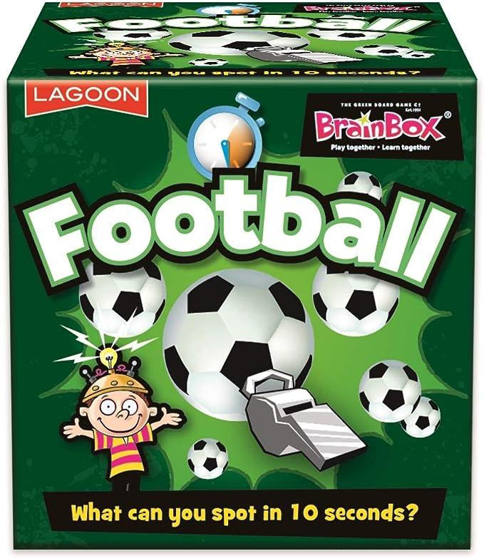 Mesa BrainBox Fútbol: Amazon.es: Juguetes y juegos