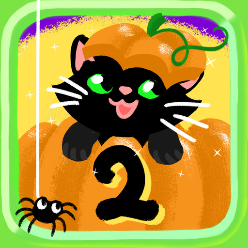 Halloween Kids Puzzles 2: Ghost, Zombie and Witch