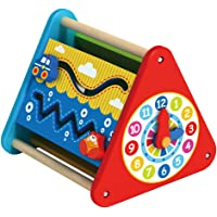 Tooky Toy - Wooden Activity Box