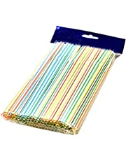 Disposable Flexible Straws Plastic Drinking Supplies by BByu