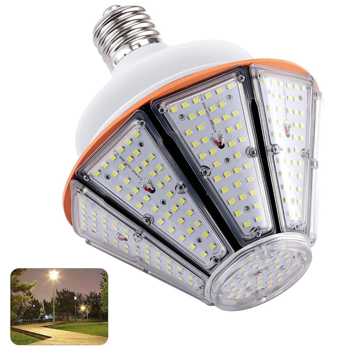 Led Corn Light Bulb 150W,6000K UL-Listed /& DLC Large Mogul E39 Base Replacement for 500W-600W Metal Halide//HID//CFL//HPS in Led Street Lighting High Bay Garage Lights Warehouse Lighting Ip65 Waterproof