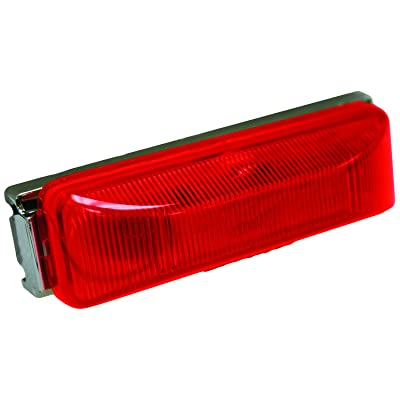 Blazer CW1531R LED Sealed Identification Light, Red: Automotive