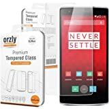 Orzly® - OnePlus ONE Premium Tempered Glass 0.24mm Protective Screen Protector