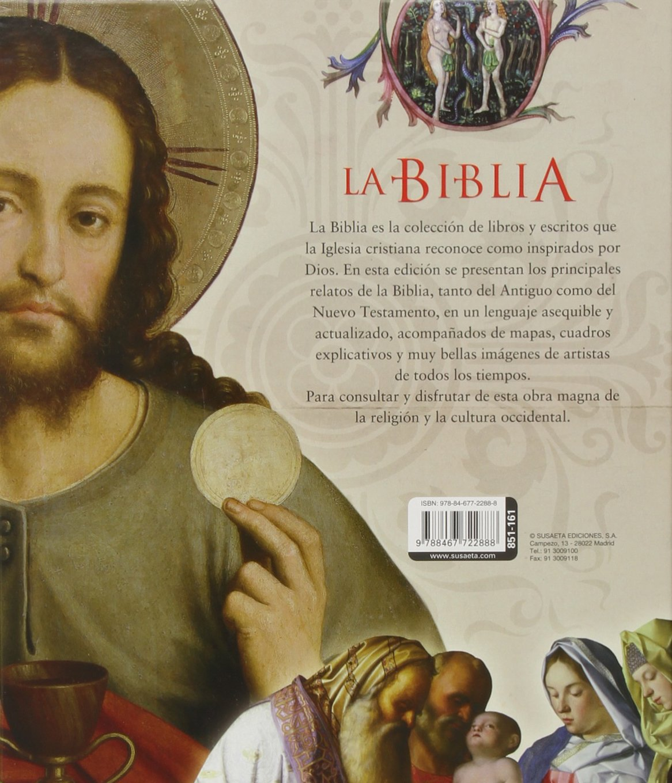 La Biblia (Atlas Ilustrado): Amazon.es: Hernández, C.M.: Libros