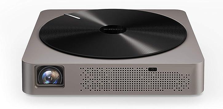 LIANGJING HD proyector Inteligente 3Dwifi Home proyector Enfoque automático Puerta corredera eléctrica Premium Audio: Amazon.es: Electrónica