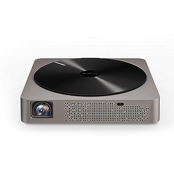 LIANGJING HD proyector Inteligente 3Dwifi Home proyector Enfoque ...