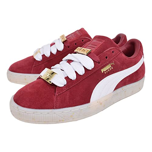 Amazon.com | Puma Suede Classic Bboy Fabulous Womens Sneakers Maroon | Fashion Sneakers
