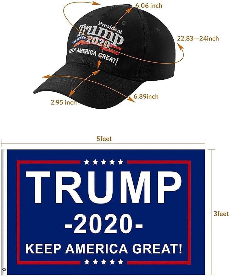 Donald Trump Red Hat Verstellbare bestickte Baseballm/ütze Hut Republikanische Mesh Baseballm/ütze f/ür M/änner Frauen Unisex Stecto Trump Hut Make Amerika Great Again Hut