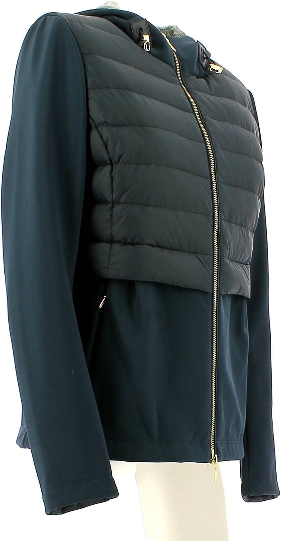 Geox W5426E TC074 Piumino Donna Blu 46: Amazon.it: Abbigliamento