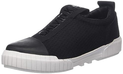 Calvin Klein Brett Mesh+Elastic, Zapatillas para Hombre: Amazon.es: Zapatos y complementos