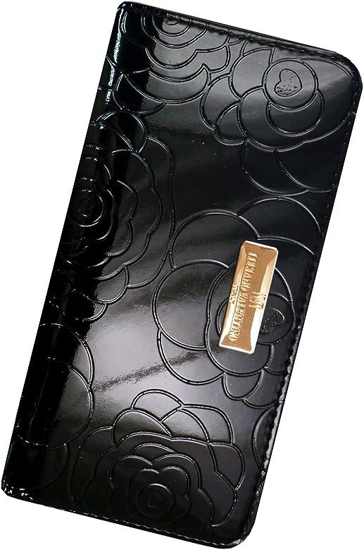 fe04f84df5ec2b ルチアーノ バレンチノ LUCIANO VALENTINO ブランド 財布 レディース 長財布 人気 大容量 安い ラウンドファスナー おしゃれ