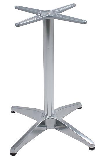 Tischgestell Für Runde Tischplatte.Amazon De Markenlos Benelando Tischgestell Aus Metall Für