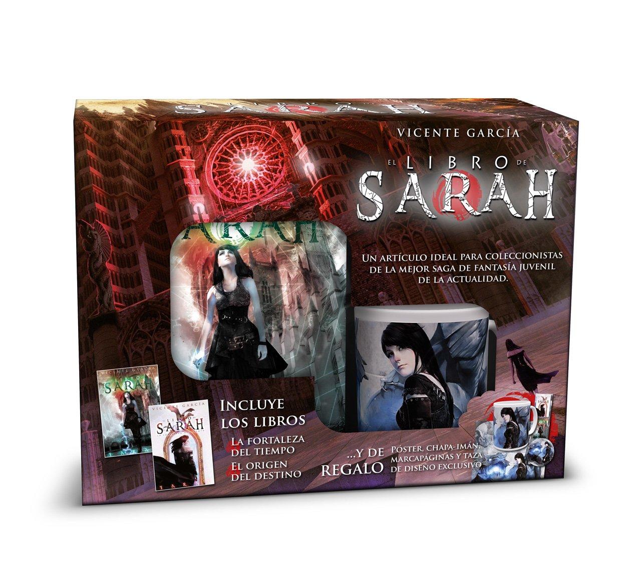 Libro de Sarah: Amazon.es: Garcia Vicente: Libros