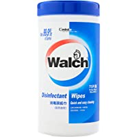 Walch Disinfectant Wipes, 75ct
