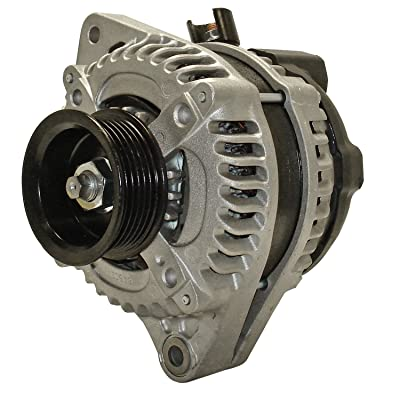 ACDelco 334-2661 Professional Alternator, Remanufactured: Automotive