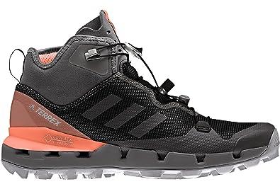 promo code ade1a e0d32 adidas Terrex Fast Mid GTX-Surround W, Chaussures de Randonnée Hautes Femme